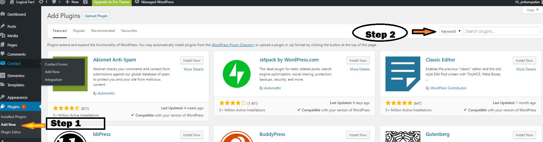 WordPress Plugin Kya Hai Aur Install Kaise Kare