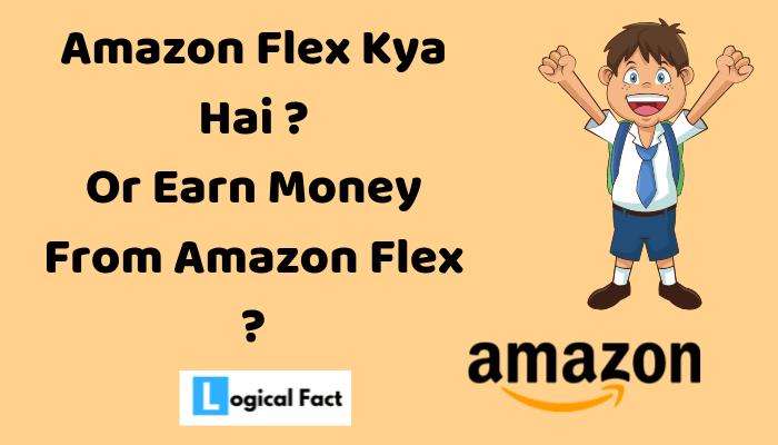 Amazon Flex Kya Hai