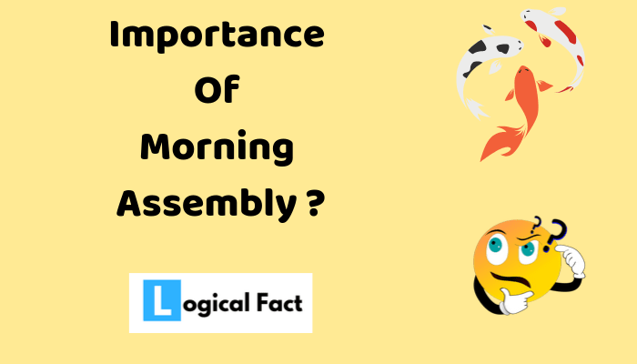 Importance Of Morning Assembly