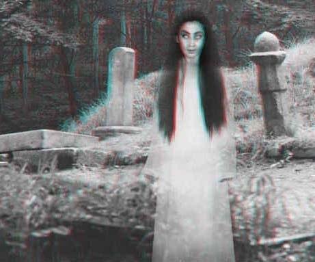 भूत की फोटो