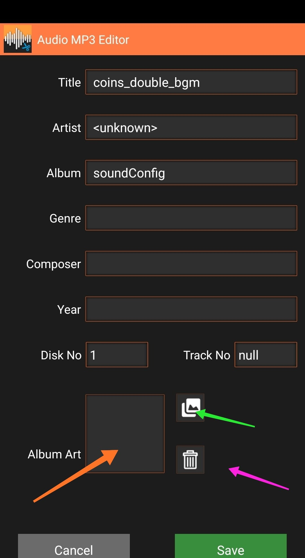 MP3 Song Photo Downloader