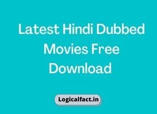 Hindi Dubbed Movies Free Download - Tamilrockers 2021