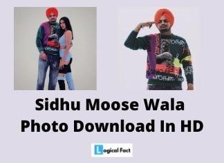 Sidhu Moose Wala Photo Wallpaper Images