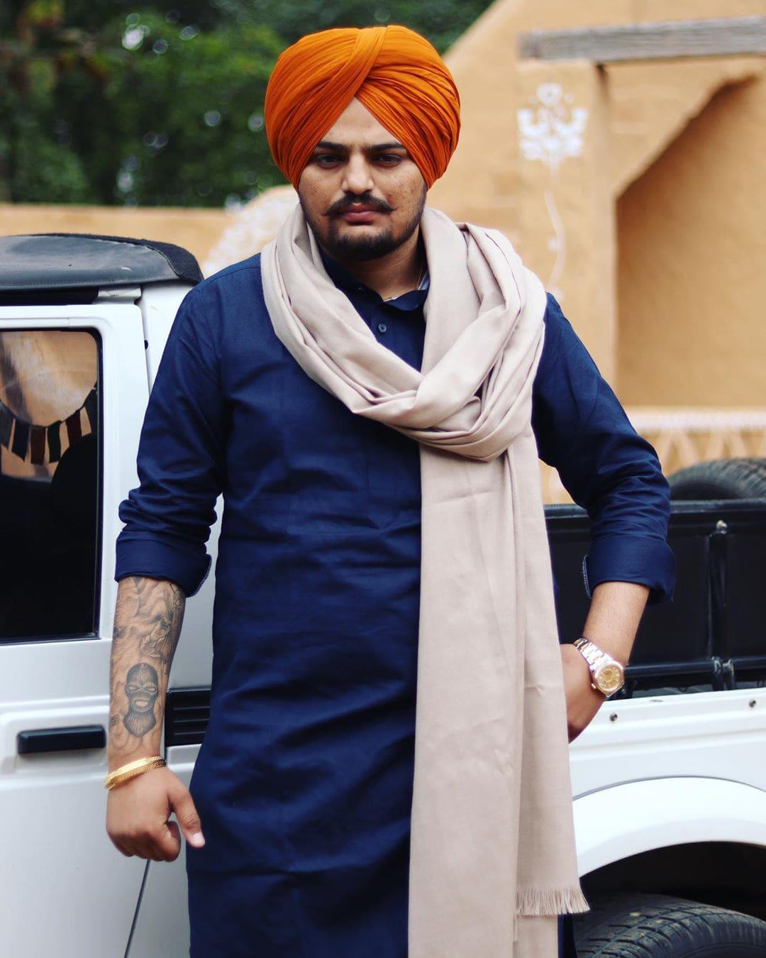 Sidhu Moose Wala Photo