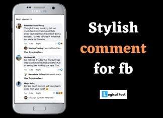 Facebook par comment me kya likhe